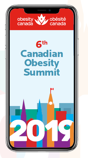 Download the Canadian Obesity Summit App!